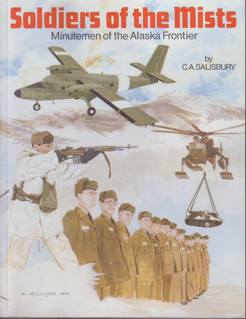 Soldiers of the Mist by C.A. Salisbury